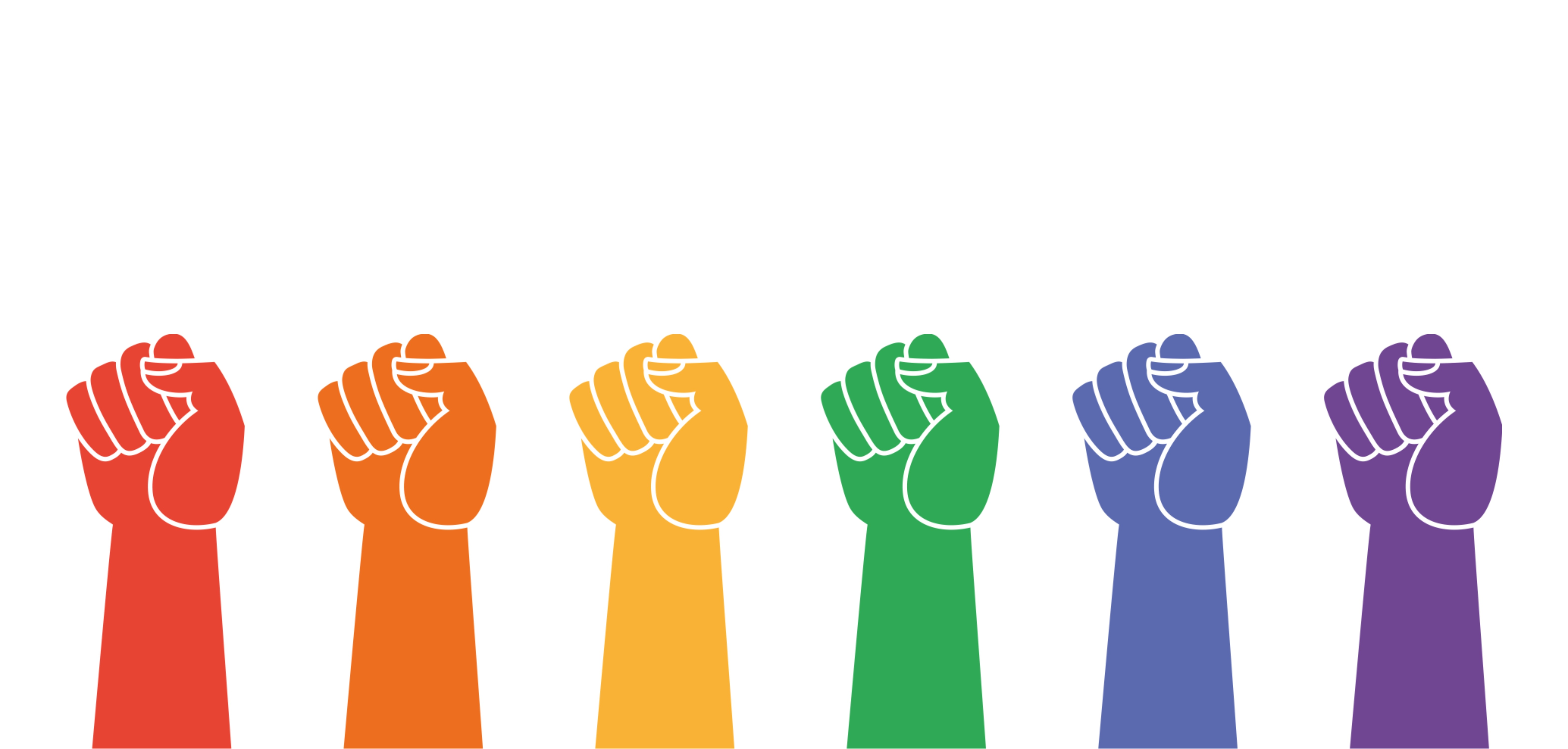 Pride Hands